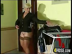 Mature Russian Fucking In The Bathroom