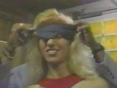 Blonde slut.flv