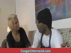 Cougar Wanting Black Hot Nasty Cock 21