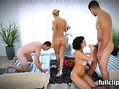 Veronica Avluv Alexis Fawx Romeo Price Tony Martinez - Hotel