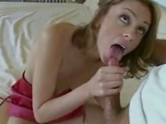 Gorgeous Girl gets Fucked on the Bed - NakedCamWomenDotcom