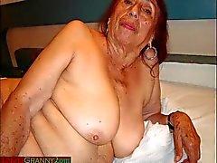 Kiimainen ja Meksikosta Grannies sekä hänen hämmästyttävä elimen