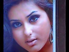 Cum kunnianosoitus Intian Tamil näyttelijä Namitha