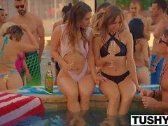 TUSHY Eva Lovia's Anal Adventure 2