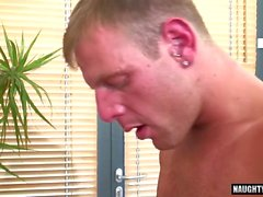 grande sesso anale gay cazzo con pellicola di film sborrata 1