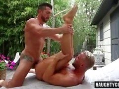 Big Dick Homosexuell Analsex und Cumshot