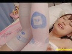 Asami Tsuchiya Fucked Hard Multi Positions Wearing Frilly Lingerie Shaved