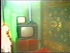Russian swingers. Amateur VHS tape 90s. Part 1