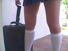 Schoolgirls 3 - Scene 1