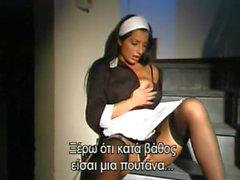 Priscilla Salerno-desiderio violento scene