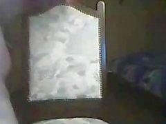 twink selfsuck vor der Webcam