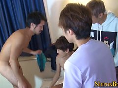 Gay japanska twinks suger