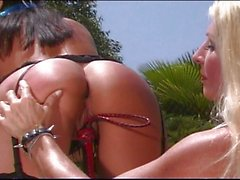 Black haired fetish slut wrapped up