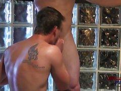 Dallas Reeves, Johnny Forza und Bryan Threeso