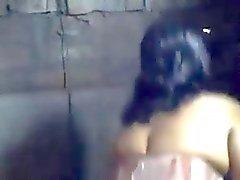 Stupides bengali desi Boy recodage le bain des SANS sa mère