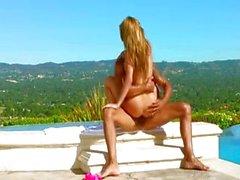Hot summer sex with Aleksa Nicole