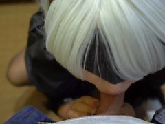 2B Nier Automata cosplay del 1