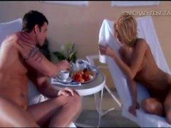 Julian Rios & Katie Morgan Big Dick Handjob