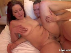 Big tits beauty spreads her legs for ramming.mp4