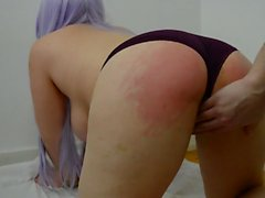 Busty Anime Girl Cosplay Roleplay Doggystyle Ass Cumshot POV