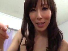 Japanese blowjob and handjob