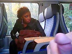 Vilkkuvakuuma musta tyttö - Flostylez