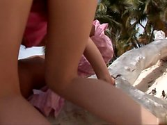 Crystal Pink enjoys spending time outdoors under the...