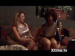 coppie scambiste tra lesbo e inculate di mogli tettone