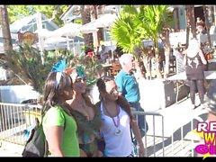 Sexy Street Flashers Fantasy Fest Key West Fla