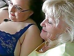 Filmagem de sexo de idade Aficionados de babá com o grande mulher de do melharuco