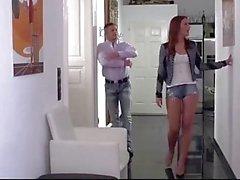 XXXShades - Erotic sex session with beautiful Romanian teen Aylin Diamond
