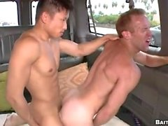 Asian Tops White on the Baitbus