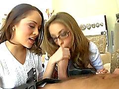 Vídeos porrfilm HD från Jenna Ljusdiffusion och fd earsome Kristina Rose hotande - hota Analsex akademiker