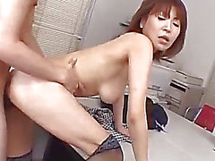 Nasty office sex scenes with Jun Kusanagi