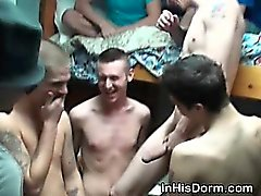 Homosexuell College Boys Sucking Detektiv Wie Ein Team zu Frat Party