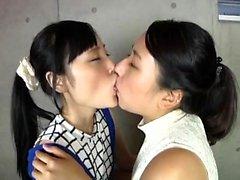 Amateur College Lesbian Couple