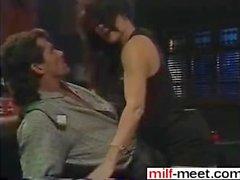 Vintage sex session