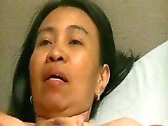 Filippine caldo moglie Gina Jones incontra Riccardo