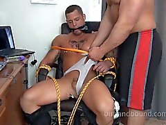 Gay bondage Sex