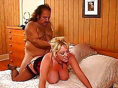 Kandi Cox se abriu por Ron Jeremy