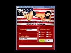 Jasmin Punkte Addiereinrichtung xxx Webcams