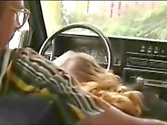 prostituta in auto