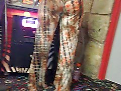 Yoga Pants Arcade booty