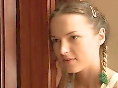 Two russian babes dildoing cunts