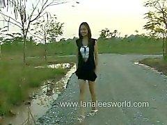 Filipina di tornare alla natura