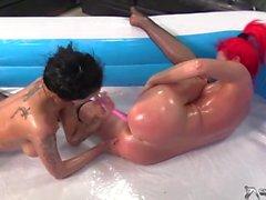Shebang.TV - Kimmy Cumlots & Chantelle Fox