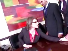 sex in the office -