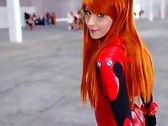 Cosplay Vid #1: Nikita as Asuka from Evangelion