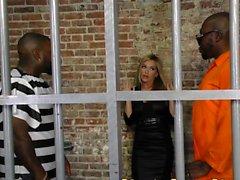 Ho bangs black prisoners