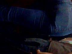 mulata rabuda gostosa jeans